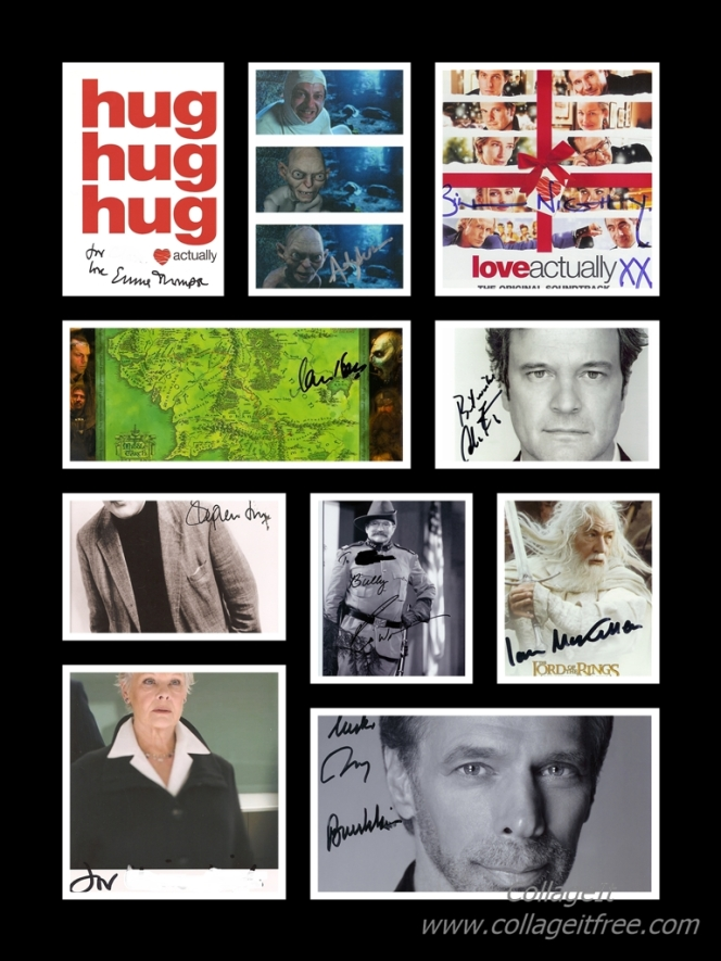 Autographs - Films - May2016