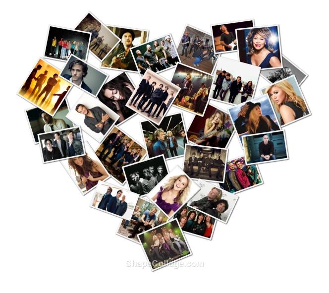 Heart artists