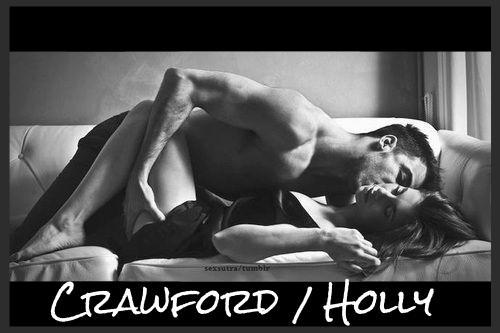 Sandra Brown - CrawfordHolly