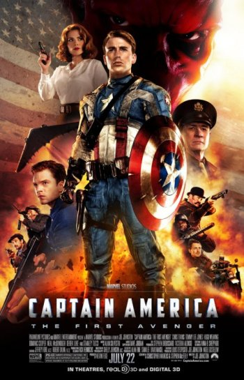 Captain America First Avenger 1